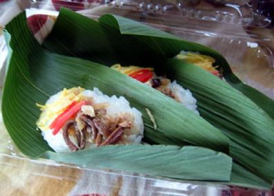 仮の宿 - 妙高の笹寿司です〜.jpg